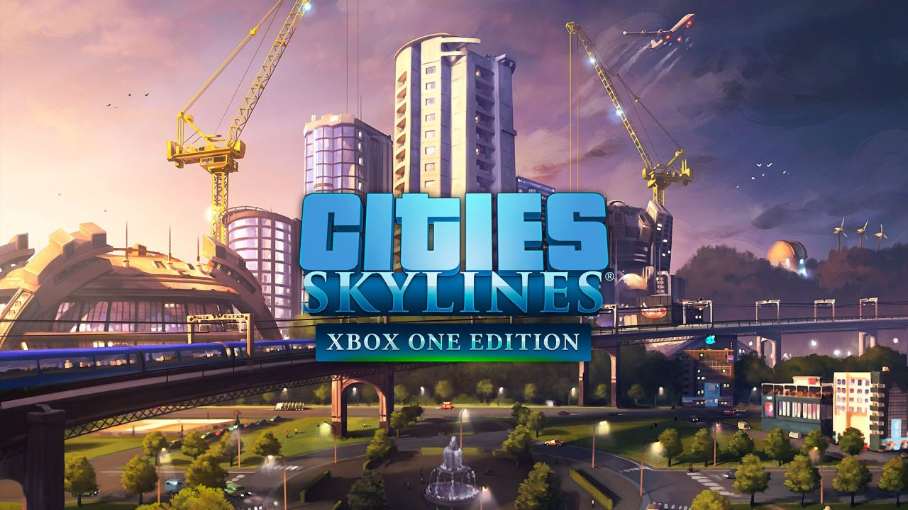 City Skylines Xbox One Natural Disasters