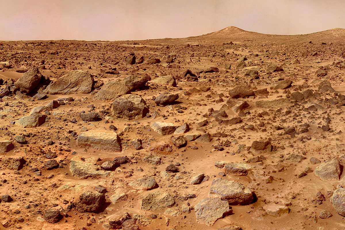 Image result for viking one land on mars