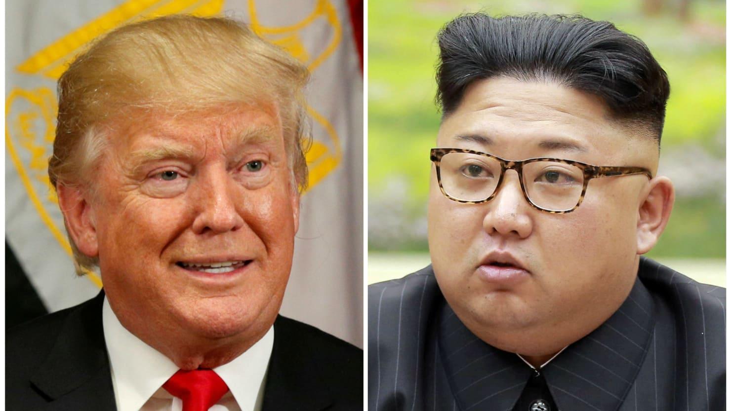 Resultado de imagem para Kim Jong-un trump