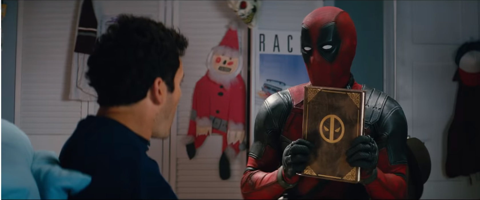 """Once Upon a Deadpool"""
